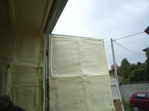 Утепление гаражей в Брянске - Утепление пеной дома в Брянске, в Волгограде, в Иваново, в Нижнем новгороде, в Орле, в Туле, в Чеб