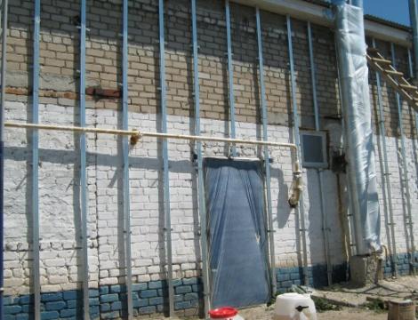 Isolant mural 10 plaques depron trouver artisan haute - Porte acces vide sanitaire ...