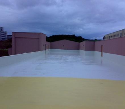 Утепление и гидроизоляция крыши пенополиуретаном наливные полы урепол