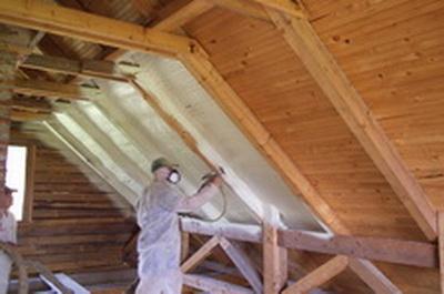 Isolation panneau de polyurethane artisan contact for Isolation copeaux de bois
